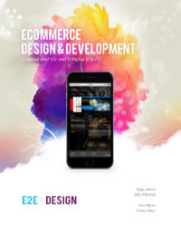 eCommerce Webpage Design and Development by Roger LeFevre